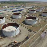 احداث انبار نفت ارومیه